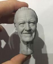 STAN LEE. MARVEL. HEAD Custom 1/6 scale. Hot Toys.