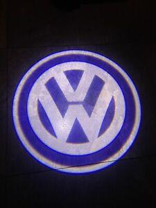 VW Volkswagen LED Logo Welcome Projector Car Door Light 2pcs/set