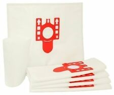 Compatible for MIELE S4213 Plus Type hoover VACUUM DUST BAGS x5 & 1 Filter