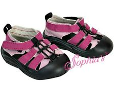 "Pink Sporty Sandals for American Girl Dolls & 18"" Dolls"