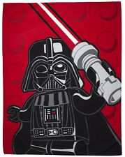 Lego Star Wars Manta Polar Niños tirar sobre Disney Darth Vader Sable de Luz