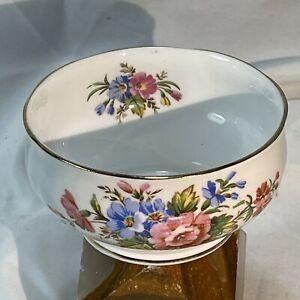 Vintage Bone China Sugar Bowl By Windsor of England