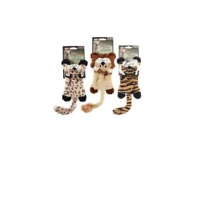 Skinneeez Flat Cat for Cat Toy Stuffing free  - 9inch ASSORTED SOLD EACH ITEM