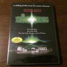 The Tommyknockers Dvd Stephen King Jimmy Smits Marg Helgenberger 4567