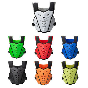 Motorcycle Vest Guard Chest Protector Protector ATV Dirt Bike Bicycle Body Armor