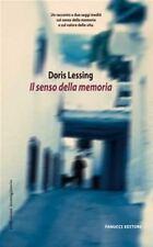 Il senso della memoria. Romanzo di Doris Lessing - Ed. Fanucci