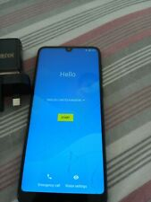 ALCATEL 3 full working order cracked screen and scratched back
