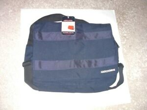 ABERCROMBIE & FITCH Campus Satchel Courier BAG NEW WITH TAGS blue