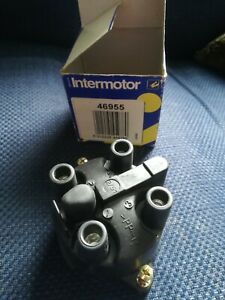 Intermotor 46955 Distributor Cap (fits / compatable with a nissan primera)