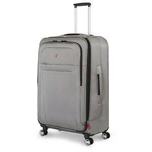 """SWISSGEAR Zurich 29"""" Suitcase - Pewter"""