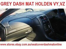 DASH MAT, DASHMAT, DASHBOARD COVER FIT HOLDEN VY, VZ  2002 - 2006,  GREY