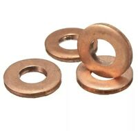 4 x Diesel Injector Washer Seals for Ford Focus 1.6 TDCI Siemens