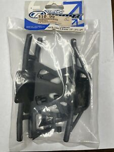 Team Losi Bumper and Braces Front and Rear Lst Lst2 Aft XXL Muggy Rc LOSB2401