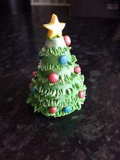 ALBERO di Natale Commestibili Decorazione Cake topper