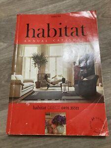 habitat catalogue 1989-1990