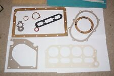 Reliant Side valve 750cc (engine 6000 on) NOS Conversion Gasket set  FREE UK P+P