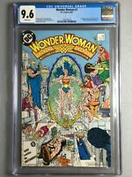 Wonder Woman 7 - CGC 9.6 - 1st Barbara Ann Minerva (New Earth Cheetah) HOT! 🔥