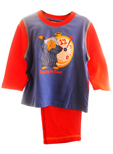 Pyjama SET Schlafanzug Hose Shirt Paddington 86 92 98 104 110 116 Baby & Kinder