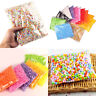 HOT Assorted Colors Polystyrene Styrofoam Filler Foam Mini Beads Balls Craft S/L