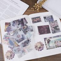 40x Stationery Stickers Travel series Diary Planner Decor DIY Craft Sticker  fz
