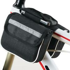 Cycling Bag Saddle Bag Front Beams Bicycle Accessories Mobile Phone Bag Pretty