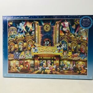 Disney Jigsaw Puzzle 1000 Pcs Mickey Dream Theater Tenyo Japan Anime Toy