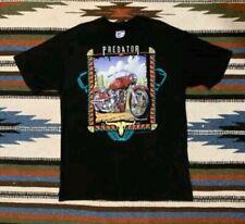 New listing Vintage 90's 1994 Predator Biker Western T-Shirt (Large)
