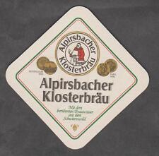 Tapa de cerveza-Coaster, alpirsbacher klosterbräu, Alpirsbach/BW #5#