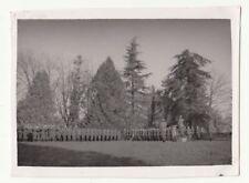 Photo Heldengedenkfeier En Ruffec Charente 1941 WW2 ! (F2177