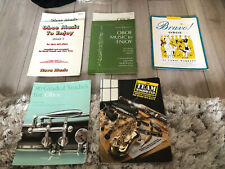 Joblot Of Oboe Music Books