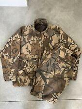 Hidden Wolf Woolens Wool Camo Outfit Predator Brown Made in the Usa