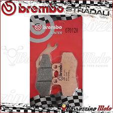 PLAQUETTES FREIN AVANT BREMBO FRITTE 07012XS BENELLI VELVET 250 2003