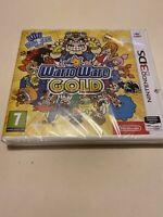 😍 jeu nintendo 3ds neuf blister wario ware gold 300 mini jeux inclus ( mario )