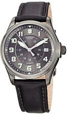Victorinox Swiss Army 241518 Mens Infantry Vintage Automatic Black Dial Watch
