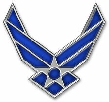 """United States Air Force Logo Ii Wings Lapel / Hat Pin Usaf 3/4"""""""