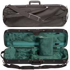 Bobelock 1002 Oblong 3/4 Violin Case: Green Velour Interior - AUTHORIZED DEALER!