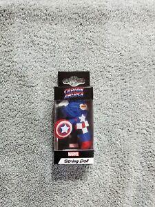 Captain America String Doll
