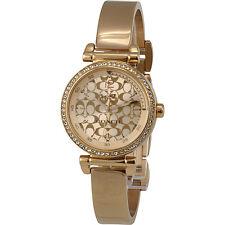 Coach Rose Gold Analog Quartz Ladies Watch 14502543