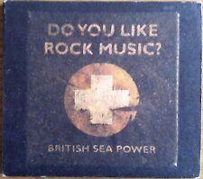 British Sea Power - Do You Like Rock Music? (CD 2008) Digipak