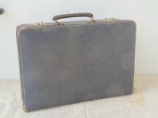 V5877 Alter Reisekoffer um 1940 ~ sehr dekorativ ~ Vintage ~ Koffer
