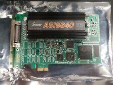 AudioScience ASI5640 Balanced Analog Multichannel Broadcast Sound Card ASI 5640