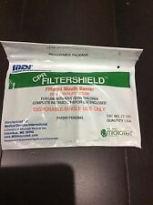 MDI CPR FilterShield Microtek 1PDC3 Filtered Mouth Barrier Cat No 77-100