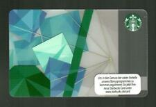 STARBUCKS ( Germany ) Ice Cubes ( 6097 ) 2013 Gift Card ( $0 )