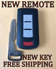 NEW SMART KEY PROXIMITY REMOTE FOB FOR MITSUBISHI LANCER 08-16 OUC644M-KEY-N
