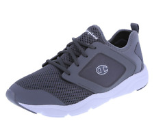 CHAMPION Men's Shoes ATHLETIC Running TENNIS Sneakers RUNNER GREY Size 12 NEW