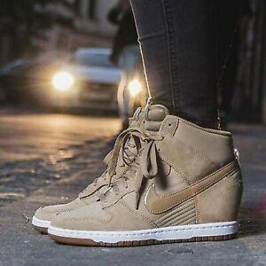Respiración Endulzar frio  Nike Wedge Sneakers for Women for sale | eBay
