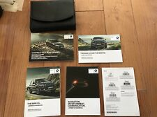 BMW X5 Owners Handbook Service Manual Book 2015 2016 2017 2018