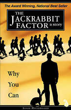 The Jackrabbit Factor: Why You Can by Leslie Householder (Paperback / softback,