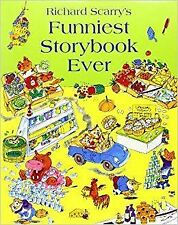 Xfunniest Storybook Ever Bkp, Scarry  Richard, Very Good, Unknown Binding