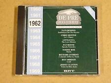 CD / DE PREHISTORIE OLDIES COLLECTION 1962 - VOLUME 2